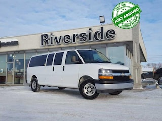 2018 Chevrolet Express Passenger LT - Onstar - $235 B/W Van