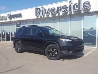 2017 Jeep Cherokee Altitude - Heated Seats - Siriusxm - $165 B/W SUV