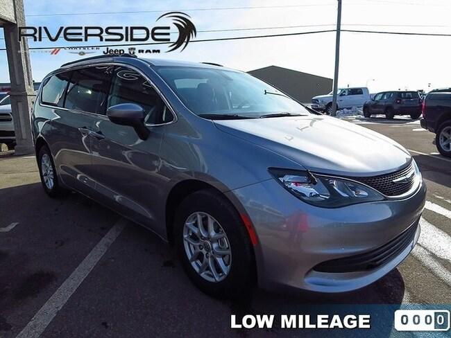 2017 Chrysler Pacifica LX - Bluetooth - $192.60 B/W Van