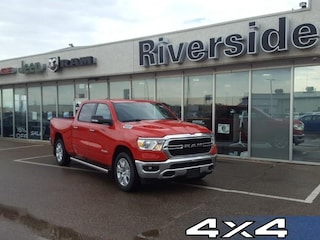New 2019 Ram 1500 Big Horn - Big Horn -  Remote Start - $284 B/W Crew Cab for sale in Prince Albert, SK