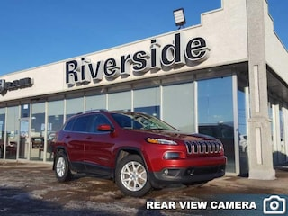 New 2017 Jeep Cherokee North - $143 B/W SUV for sale in Prince Albert, SK