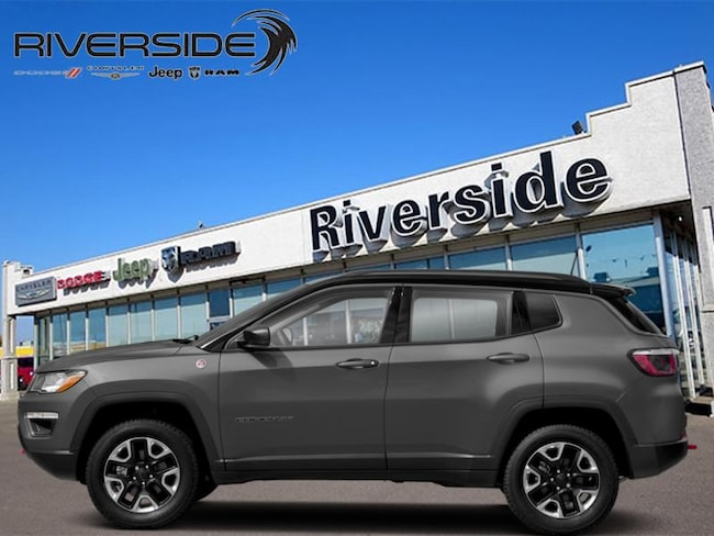 2020 Jeep Compass Trailhawk - Leather Seats - Heated Seats - $224 B/ SUV