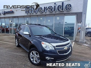 2012 Chevrolet Equinox LTZ - Bluetooth -  Leather Seats - $134.43 B/W SUV