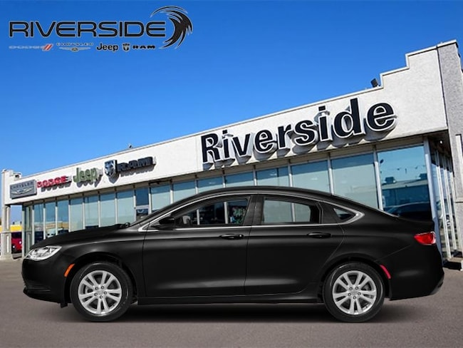 2017 Chrysler 200 LX -  Power Windows - $125.84 B/W Sedan