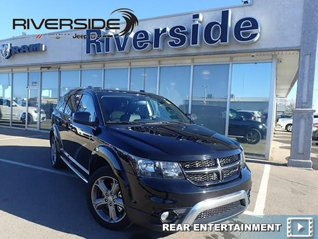 2017 Dodge Journey Crossroad - Navigation - Leather Seats - $181.04 B SUV