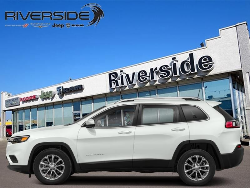 Featured used  2019 Jeep Cherokee Sport - $191.55 B/W SUV for sale in Prince Albert, SK