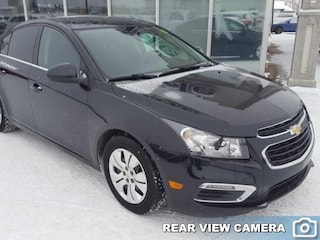 2015 Chevrolet Cruze 1LT - Bluetooth -  Siriusxm - $95.36 B/W Sedan