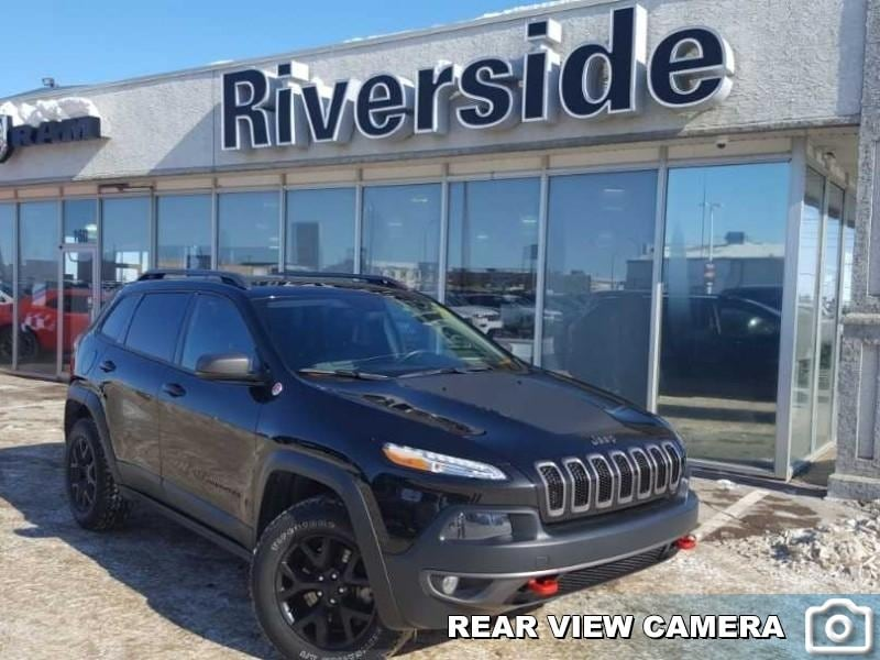 2015 Jeep Cherokee Trailhawk - Bluetooth - $198.93 B/W VUS