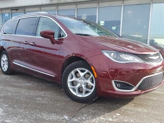 New  2018 Chrysler Pacifica Touring-L Plus - Leather Seats - $243 B/W Van for sale in Prince Albert, SK