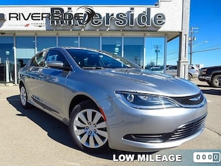 2017 Chrysler 200 LX -  Power Windows - $131.55 B/W Sedan