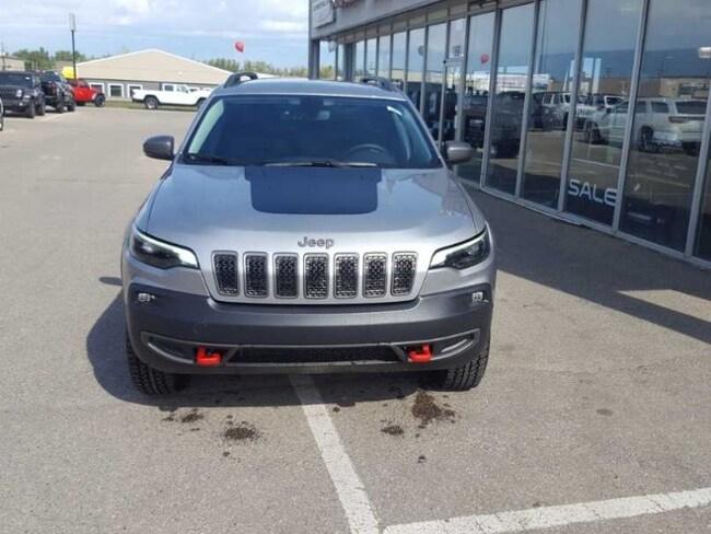 2020 Jeep Cherokee Trailhawk - Heated Seats - $252 B/W SUV