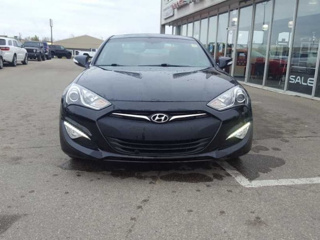 2016 Hyundai Genesis Coupe 3.8 GT - Sunroof -  Leather Seats - $160 B/W Coupe