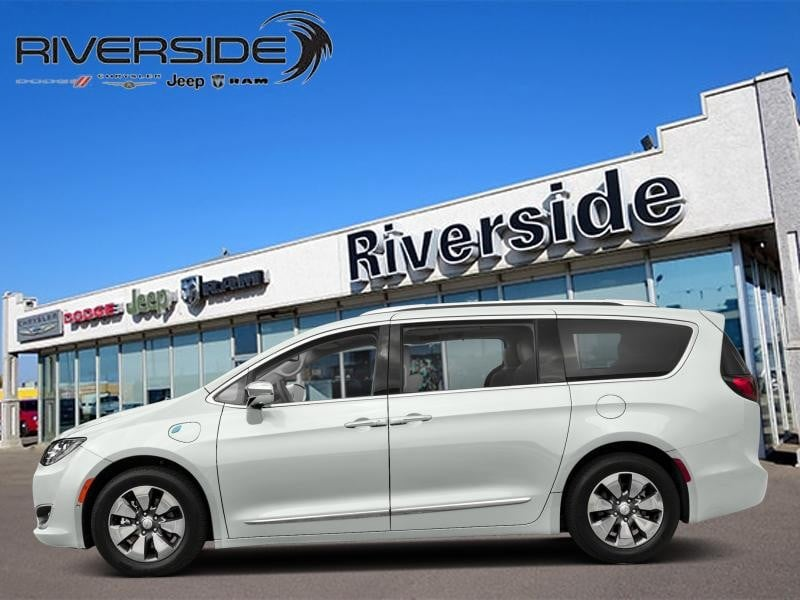 Featured used  2018 Chrysler Pacifica Hybrid Touring-L - Leather Seats - $292 B/W Van for sale in Prince Albert, SK