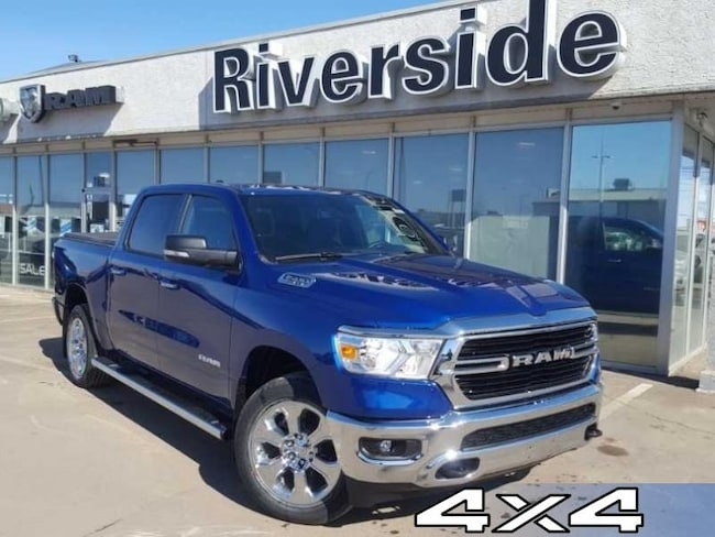 2019 Ram 1500 Big Horn - Hemi V8 - Remote Start - $310 B/W Crew Cab