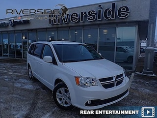 2019 Dodge Grand Caravan Crew - Navigation - $218.75 B/W Van