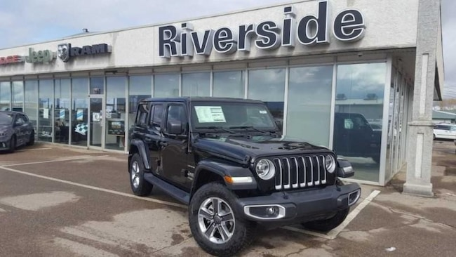 2019 Jeep Wrangler Unlimited Sahara - Leather Seats - $328.02 B/W SUV