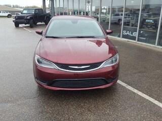 2015 Chrysler 200 LX -  Power Windows - $115 B/W Sedan