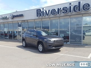 New 2019 Jeep Cherokee North - Bluetooth -  Fog Lamps - $236 B/W SUV for sale in Prince Albert, SK