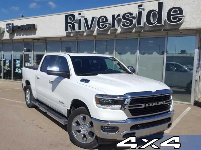 Featured used  2019 Ram 1500 Big Horn - Big Horn -  Remote Start - $362 B/W Crew Cab for sale in Prince Albert, SK