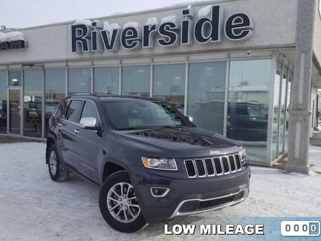 2016 Jeep Grand Cherokee Limited - Leather Seats - $232.56 B/W SUV