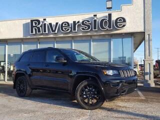 New 2020 Jeep Grand Cherokee Laredo E - Sunroof - $267 B/W SUV for sale in Prince Albert, SK