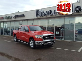 New 2019 Ram 1500 Big Horn - Big Horn -  Remote Start - $274 B/W Crew Cab for sale in Prince Albert, SK