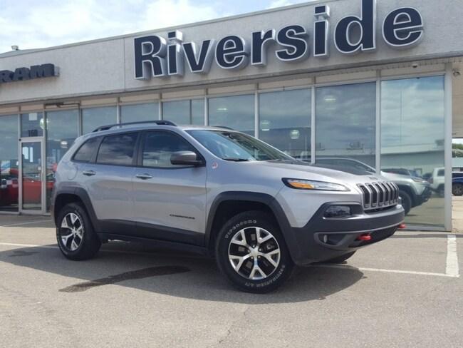 2018 Jeep Cherokee Trailhawk - Bluetooth - $206 B/W SUV