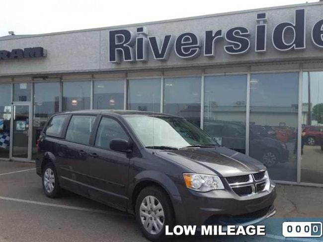 2017 Dodge Grand Caravan Canada Value Package - $160.91 B/W Van