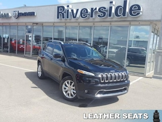 New 2017 Jeep Cherokee Limited - Navigation -  Uconnect - $175 B/W SUV for sale in Prince Albert, SK