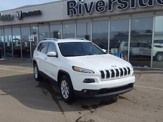 New 2017 Jeep Cherokee North - $148 B/W SUV for sale in Prince Albert, SK