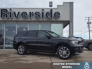 New 2019 Dodge Durango GT - Leather Seats -  Heated Seats - $262 B/W SUV for sale in Prince Albert, SK