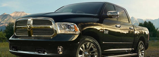 Ram 1500 with 4-Wheel Drive