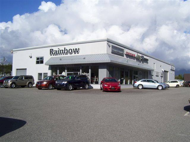 Thank You For Making Rainbow Chrysler Dodge Jeep Ltd. Your Automotive  Destination! Friendly Service, Quality Product And Competitive Prices, All  Under One ...