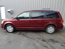2017 Dodge Grand Caravan SXT Wgn