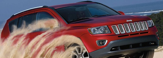2015 Jeep Compass in Prince Rupert, BC