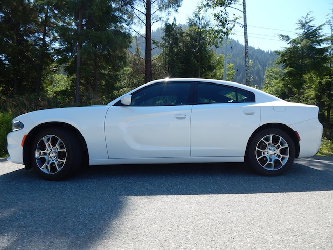 2016 Dodge Charger SXT Sdn