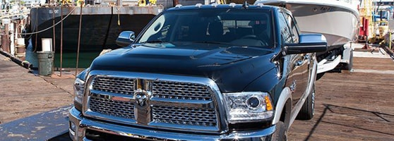 towing ability in Ram 2500 in Prince Rupert, BC