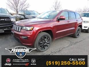 2020 Jeep Grand Cherokee Altitude SUV 1C4RJFAG9LC258507 200347