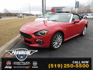 2019 FIAT 124 Spider Lusso Convertible JC1NFAEK3K0140774 190157