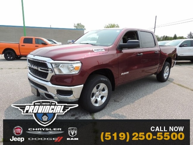 New 2019 Ram All-New 1500 SXT Truck Crew Cab 1C6SRFGT0KN779849 190866 in Windsor, Ontario near LaSalle