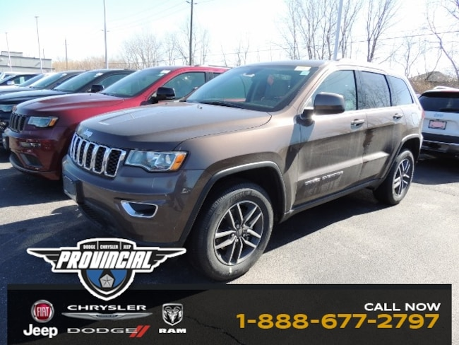 New 2019 Jeep Grand Cherokee Laredo SUV 1C4RJFAG5KC714839 190730 dealer in Windsor, Ontario - inventory