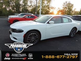 2019 Dodge Charger SXT AWD Windsor Chrysler Dealer  Provincial Chrysl Sedan 2C3CDXJG0KH730919 191449