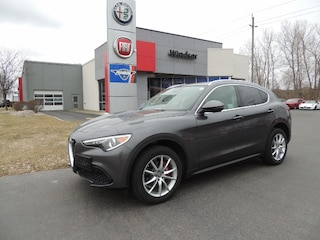 New 2018 Alfa Romeo Stelvio Ti Windsor Alfa Romeo Dealer Great Rate Fin VUS for sale in Windsor, Ontario