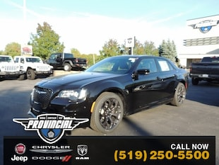 2019 Chrysler 300 S Great Deal Dealer Provincial Chrysler Sedan 2C3CCABG1KH730586 191444