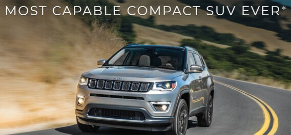 2019 Jeep Compass | Provincial Chrysler Dodge Jeep RAM