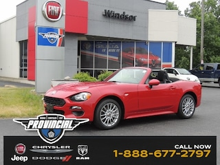 New 2018 FIAT 124 Spider Classica Convertible JC1NFAEKXJ0140205 for sale in Windsor, Ontario