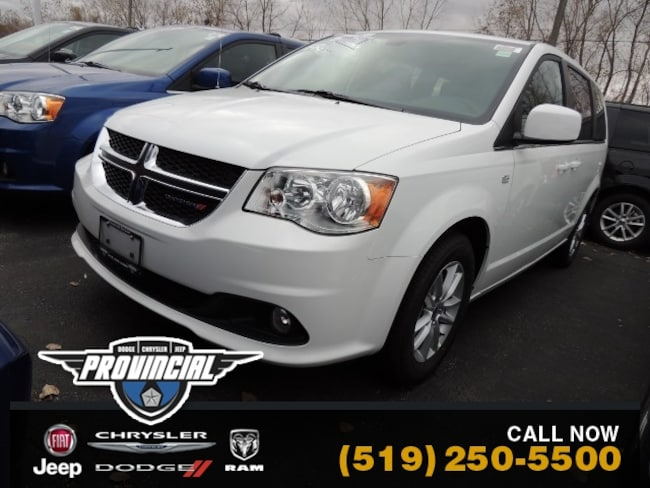 New 2019 Dodge Grand Caravan Windsor Chrysler Dealer Minivan Stor 35th Anniversary Edition Van 2C4RDGCG8KR757542 191435 in Windsor, Ontario near LaSalle