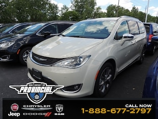 2019 Chrysler Pacifica Limited Van 2C4RC1GGXKR652740 190636