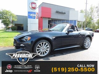 2019 FIAT 124 Spider Lusso Convertible JC1NFAEK0K0141090 190167