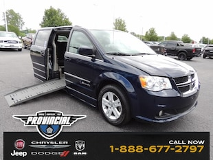 2012 Dodge Grand Caravan Crew Braun Ability Wheelchair Van Minivan/Van